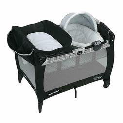 Graco Pack 'n Play Playard Nearby Napper - Davis W Baby Crib