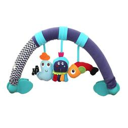 Rattles ABS + Sponge Stroller Toy Rattles Toy <font><b>Baby<