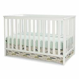 Storkcraft Rosland 3-in-1 Convertible Crib, Choose Your Fini