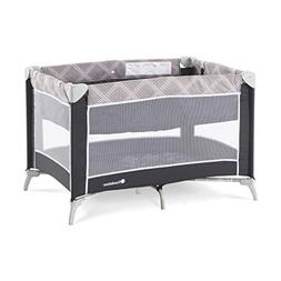 Foundations Sleep 'n Store Portable Playard with Bassinet, M
