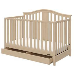 solano 4 in 1 convertible crib