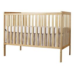 SynergyConvertible Crib, Natural