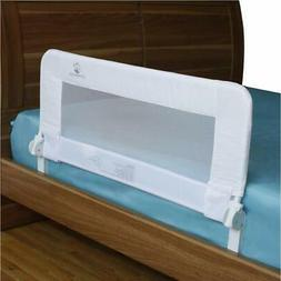 Toddler Bed Rail Guard for Convertible Crib, Twin, Double, F