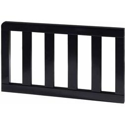Delta Children's Toddler Guard Rail, Black