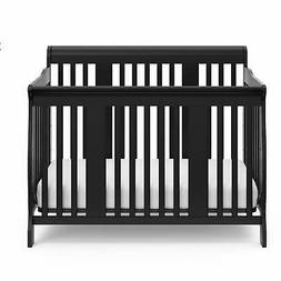 Storkcraft Tuscany 4-in-1 Convertible Crib - Converts to