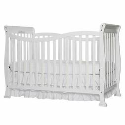 Violet 7 in 1 Life Style Convertible Crib, White