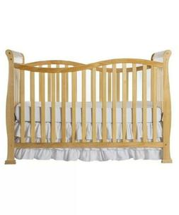 Dream on Me Violet 7-in-1 Convertible Life Style Crib Natura