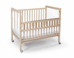 Whitney Brothers Infant ClearView Crib with Teething rail  F