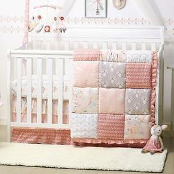 Woodland Whimsy 4-Piece Crib Set